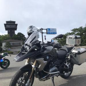 お久しぶりのおバイク!