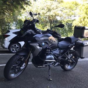 バイク日和です!