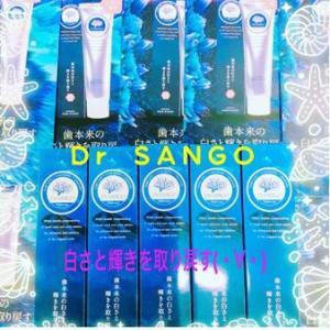 Dr.SANGO~歯本来の白さと輝きを取り戻す~