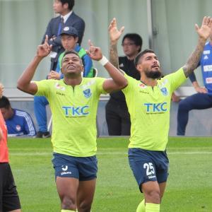 2019シーズン サッカーJ2リーグ第39節 栃木SC VS アルビレックス新潟