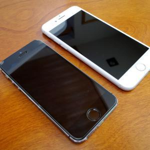 iPhone7 に機種変更