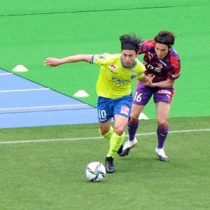2021シーズン サッカーJ2リーグ第17節 栃木SC VS 京都サンガF.C.