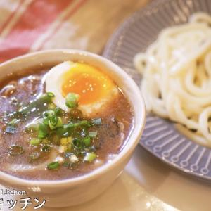 お店の味がこんな簡単にできるなんて...!激ウマの『魚介つけ麺』の作り方