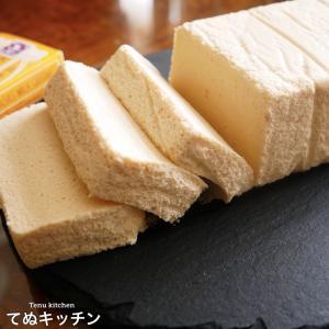 【材料4つだけ!】レンジで作ると超簡単♪『とろけるキャラメルムースケーキ』の作り方