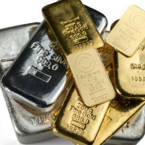 [金銀鉱株] 予算の1/3を買い入れ