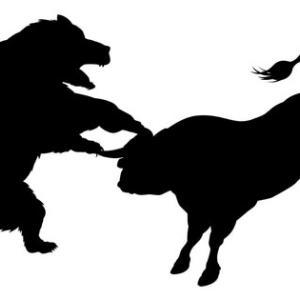 [金銀投資] 売り方の抵抗強くむずかしい展開に
