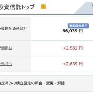 【11/26】投資信託