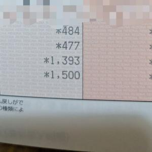 【小銭貯金】りそな銀行→あおぞら銀行へ
