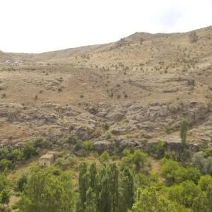 カッパドキアツアー2日目④ウフルル渓谷