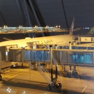 カタール航空での嬉しいハプニング①