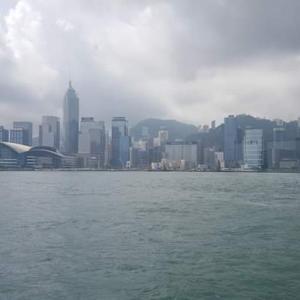 2016/5/5, 香港2日目。いざ、香港島へ‼