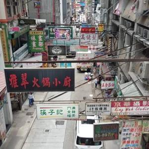 2016/5/5, 香港2日目、寺院を見たら、いよいよマレーシアのペナンへ‼