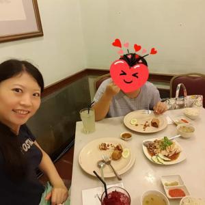 2016/5/6, ペナン2日目。中華系のレストラン。