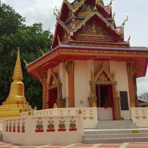 2016/5/8, ペナン4日目。タイとミャンマーの仏教寺院