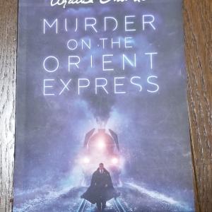【読書】Murder on the Orient Express.(オリエント急行殺人事件)