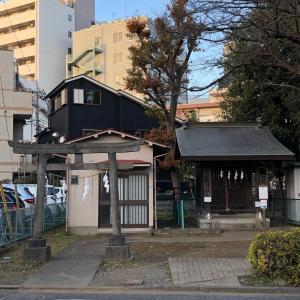 【54日目】〜多摩川にもあった!九頭龍神社〜