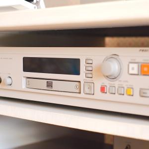 MARANTZ(マランツ) CDR630 Professional CD-Rレコーダーの紹介をしてみる