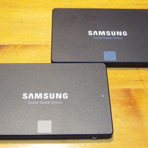 2019 Samsung 860EVO 購入レビュー【前編】現行SSDの性能ベスト5を紹介します♪