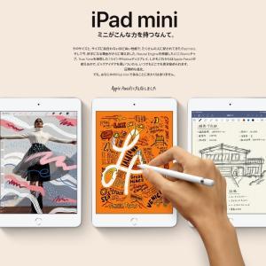 2019年 新型 iPad mini「実質iPad mini 5」が発表&予約開始♪ 3月30日発売です。