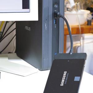 860EVO SSD購入レビュー【後編】Samsung Data Migrationでクローンコピーを作る際の注意点