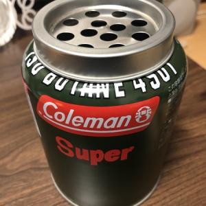 使い切ったOD缶で遊んでみた