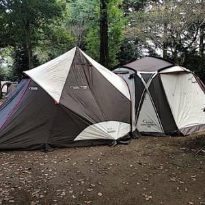 ラストキャンプ!?