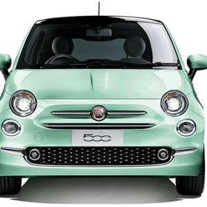 FIAT/フィアット500 チンクエチェントの基本ボディーカラーは全6色