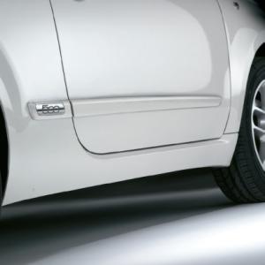 FIAT/フィアット500 純正サイドモールバッチ あなたの車にはどれを選ぶ?