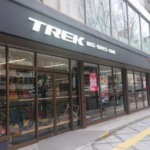 トレック大阪梅田店、もうすぐ開店!