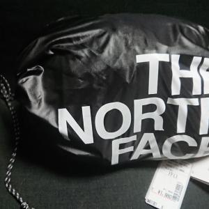 ノースフェイスの袋の使い道。
