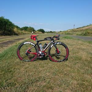 めっちゃ久しぶりに、、、ロードバイクでサイクリング!