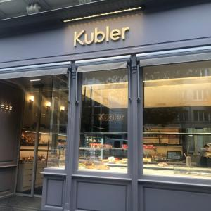 アルザス カフェ巡り Kubler