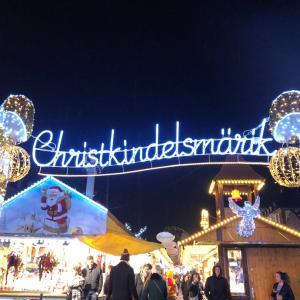 クリスマスマーケットの仕事場ー私はただのアルザス在住者