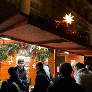 クリスマスマーケット出店ワイナリー