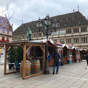 今年の招待国はレバノンーストラスブールクリスマスマーケット