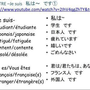 2〜3週間でフランス語会話テキストの案内 オンラインサポート?