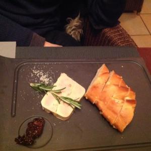 アルザス ストラスブール のモダンレストラン petite ours
