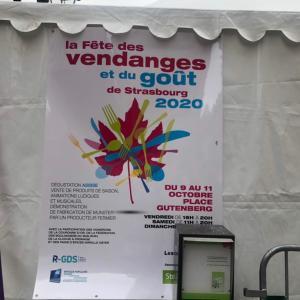 フランス アルザスの収穫祭