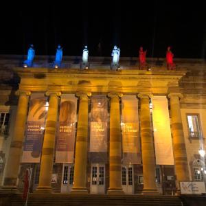 オペラ座 #ラン国立劇場 凄く久しぶりに来てみた