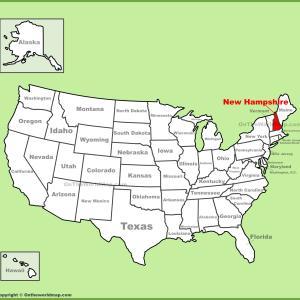 ニューハンプシャー州ってこんなところ