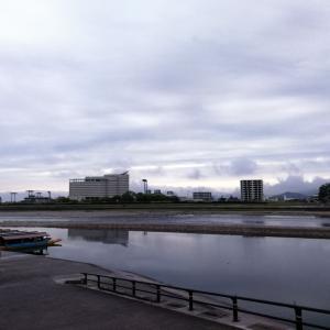 長良川サツキマス釣行&長良川の様子
