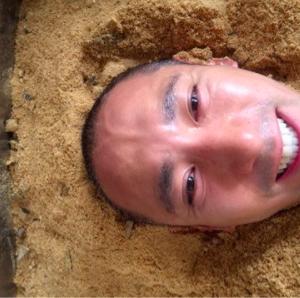 【海老蔵さん】酵素浴はガンの痛み緩和に効果あり?ブログでの喜びの声