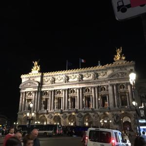 〜フランスに恋して〜パリオペラ座へ