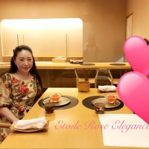 日本料理のマナー実践レッスンを行いました