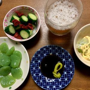 おうちごはん6/11 ダイエット食材