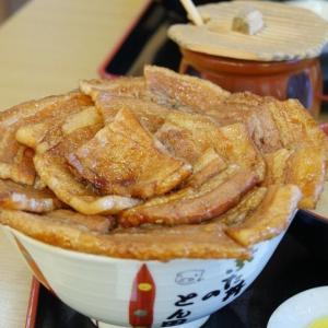 ぶた丼のとん田(帯広市)