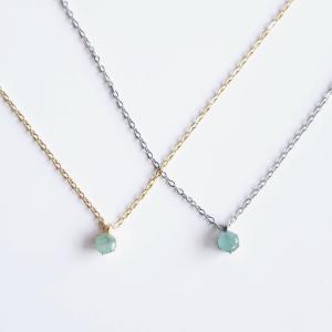 華奢チェーン サージカルステンレス製 ネックレス