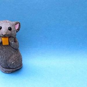 裏窮鼠が嬉しい楽しい
