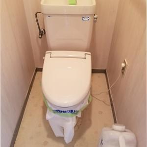 マンションリフォーム打ちわせ トイレの悩み。
