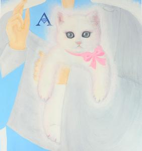 ♡7月キャンペーン♪宇宙キャットシンデレラ ブレスレットのセラピーの記録  神奈川県Aさん